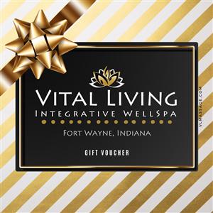 $500 Gift Voucher at Vital Living WellSpa