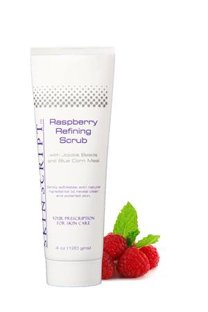 Raspberry Refining Scrub at Vital Living WellSpa