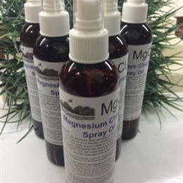 Magnesium Chloride Spray, 9oz