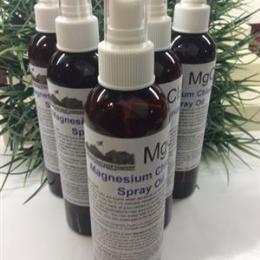 Magnesium Chloride Spray