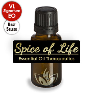 <p>Our Spice of Life VL Signature Essential Oil Therapeutics Blend, great for use at home or the office!</p>