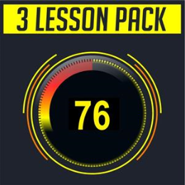 3 Lesson Package