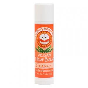 Hemp Lip Balm - Orange  at Vital Living WellSpa
