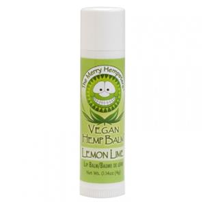 Hemp Lip Balm - Lemon Lime at Vital Living WellSpa