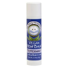 Hemp Lip Balm - Peppermint