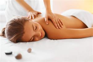 <p>Melt away with a soothing massage using a combination of touch therapy, hot stones and aromatherapy oils to ease stress and encourage relaxation.</p> <p>&nbsp;</p>