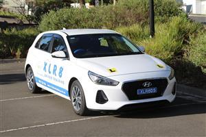 1 Hour Lesson at XLR8 Driver Training