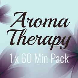 1 x 60 Min Aromatherapy Massage at Harmony Healing Room