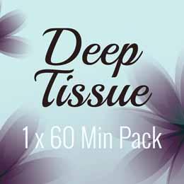 1 x 60 Min Deep Tissue Massage at Harmony Healing Room