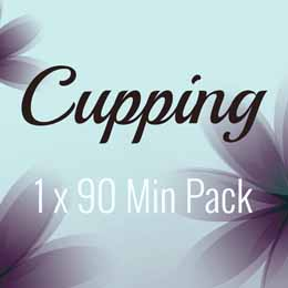 1 x 90 Min Cupping at Harmony Healing Room