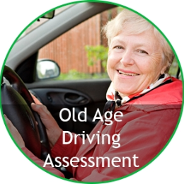 Old Age Driving Assessment
