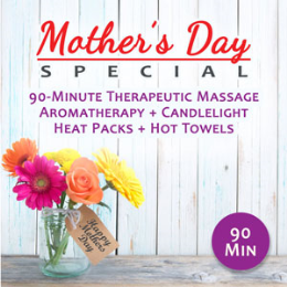 Mother's Day Special (90 Min - $125 Value)