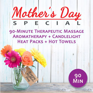 Mother's Day Special (90 Min - $125 Value) at Vital Living WellSpa
