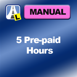 5 Hours of Lessons Manual