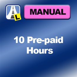 10 Hours of Lessons Manual