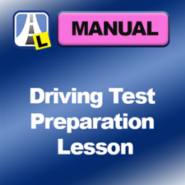 Driving Test Prep Manual