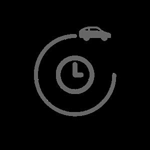 <ul> <li>Car for the Road Test</li> <li>Regular Road Test Appointment (6-8 Week wait time)</li> </ul>