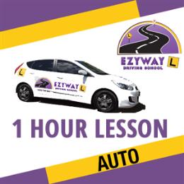 1 Hour Automatic Lesson