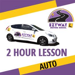 2 Hour Automatic Lesson