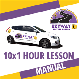 10 x 1 Hour Manual Lesson + FREE HYPNOSIS