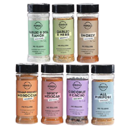 Mingle Spices Seasoning