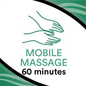 Vouchers: 60 Min Mobile Massage at TRU Massage