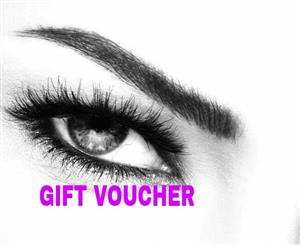 Gift Voucher at Cosmetic Artistry - Cosmetic Tattoo/Brows/Lashes