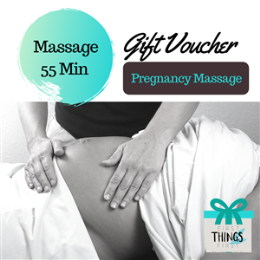 55 Minute Pregnancy Massage Gift Voucher