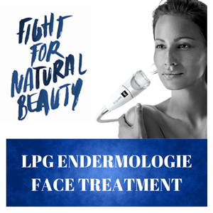 LPG Endermologie Face Treatment- 25 Minutes at First Things First Wellness Centre
