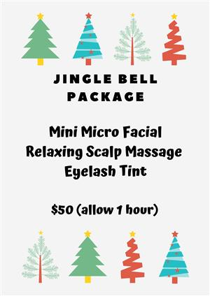Jingle Bell Package at Bay Harmony Skin & Body