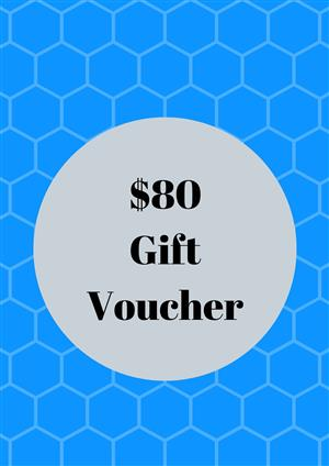 $80 Gift Voucher at Bay Harmony Skin & Body
