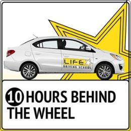 10 Hours Behind The Wheel