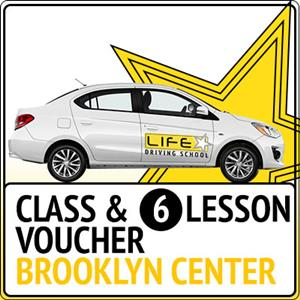 <p>The package contains: 30 Hour Classroom Lesson & 6 x 1 Hour Behind The Wheel driving lessons.</p>