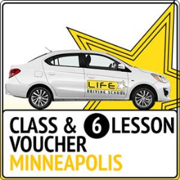 Class & 6 Lesson Voucher - Minneapolis