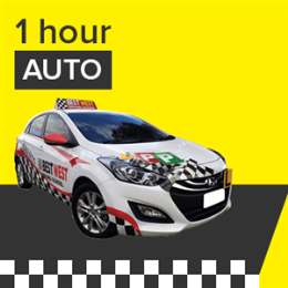 Auto Lesson - 1 Hour