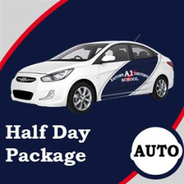 Auto Half Day Package