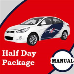 Manual Half Day Package
