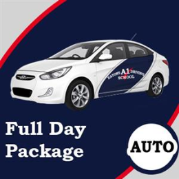Auto Full Day Package
