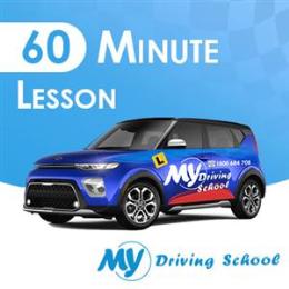 60 Minute Lesson Auto