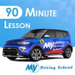 90 Minute Lesson Auto