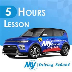 5 Hour Package Auto at My Driving School