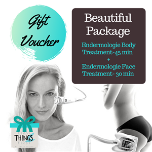 <p><strong>Beautiful Package (Allow 1 ¼ hours)                 </strong></p> <ul> <li>Endermologie Body Treatment-45 minutes    </li> <li>Endermologie Face Treatment- 30 Minutes   </li> </ul> <p>&nbsp;</p> <p>This package is all about naturally enhancing your beauty and appearance. The body treatment slims down fat cells, contours the body, firms the skin and smooths cellulite. The face treatment has an anti-ageing effect, improving the complexion and reducing fine lines, dark circles and double chin</p> <p></p> <p>&nbsp;</p>