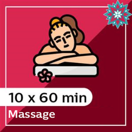 10 x 60 min Massage Pack at Zing Massage Therapy