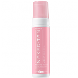 Naked Tan Bronzing Mousse Ultra Dark
