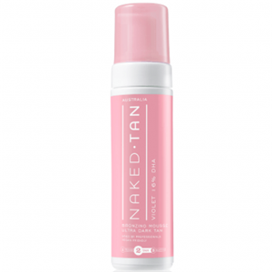 Naked Tan Bronzing Mousse Ultra Dark at First Things First Wellness Centre