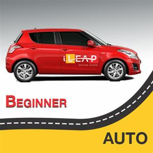 1 Lesson Pack at iLeap Driving School