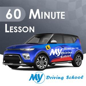 60 Minute Lesson Manual at My Driving School