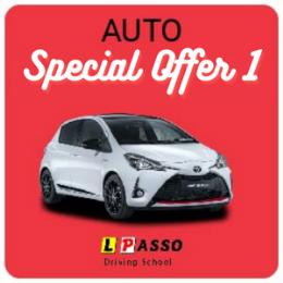 3 Hour Special 180  (auto)
