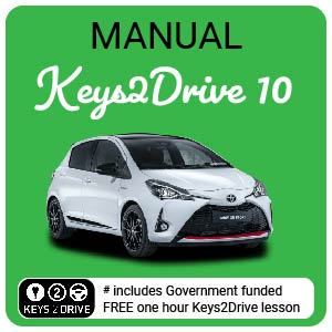 10 Hour Special Package inc. FREE Keys2Drive (manual) at L PASSO Driving School
