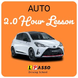 2.0 Hour Lesson  (auto)